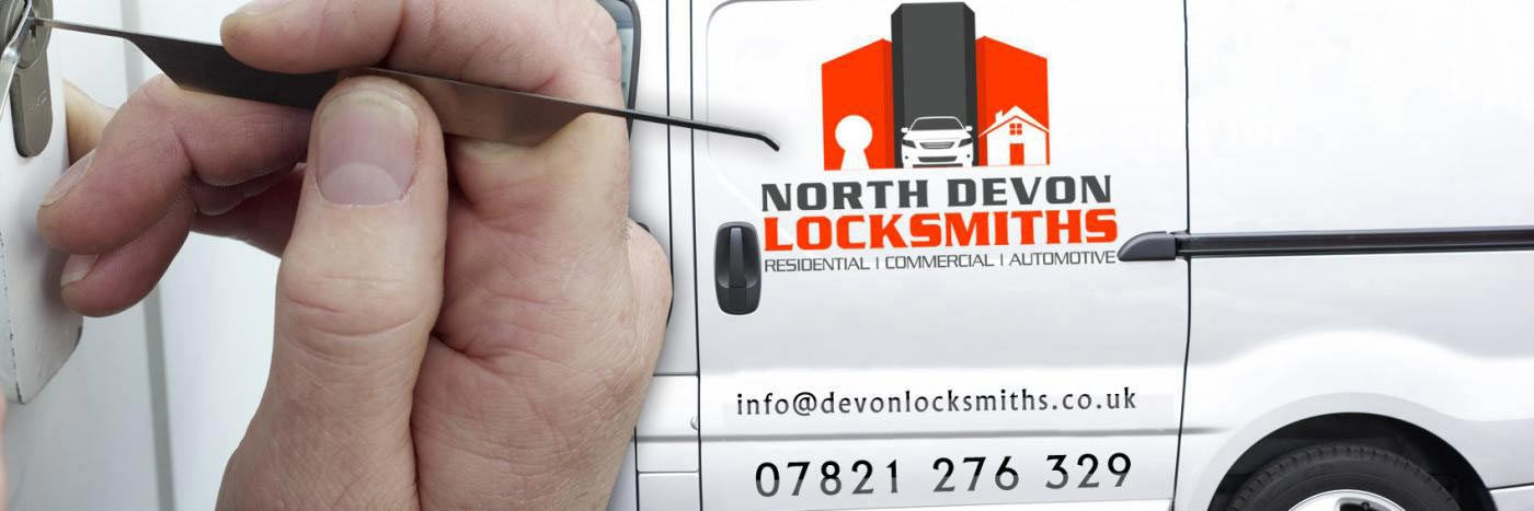 24 Hour Emergnecy Locksmith Bideford